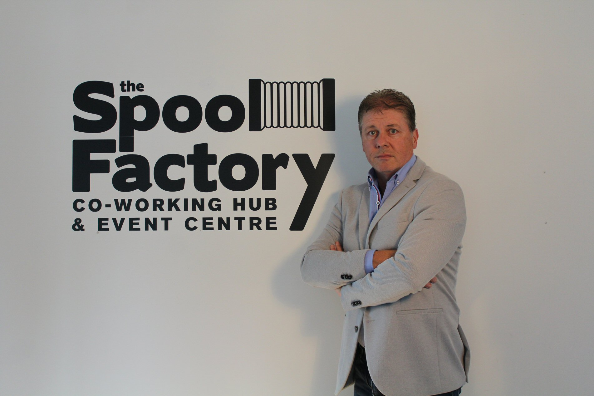 The Spool Factory welcomes ConnectedHubs.ie