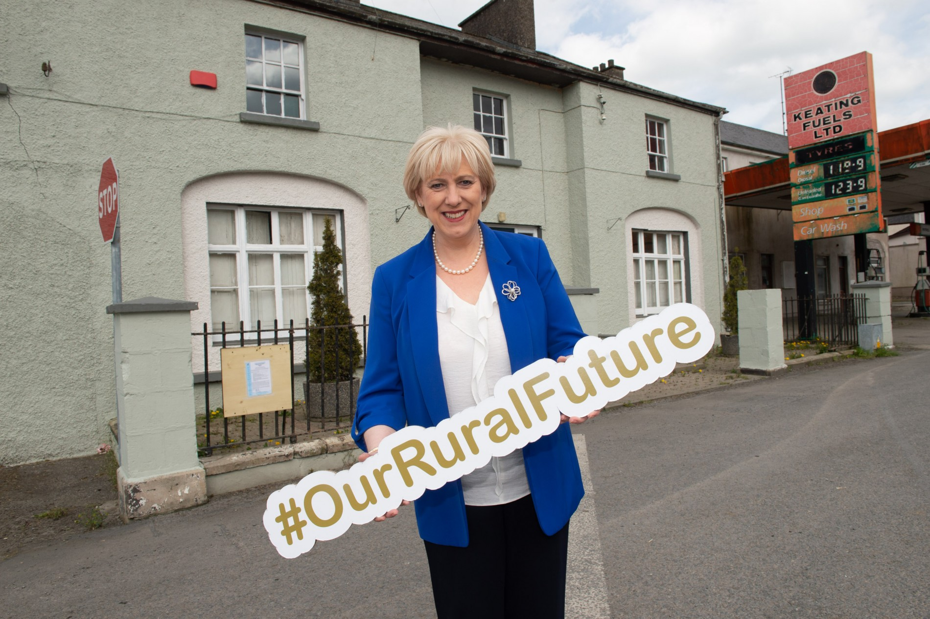 Remote working facilities included in €1bn rural regeneration fund