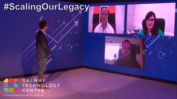ScalingOurLegacy marks 25 years of Galway Technology Centre
