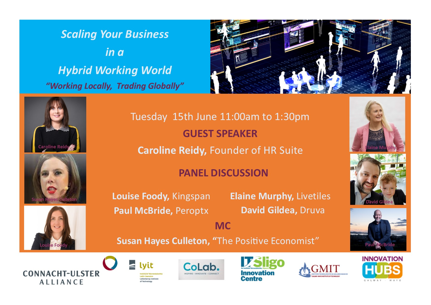 Scaling Your Business in a Hybrid Working World