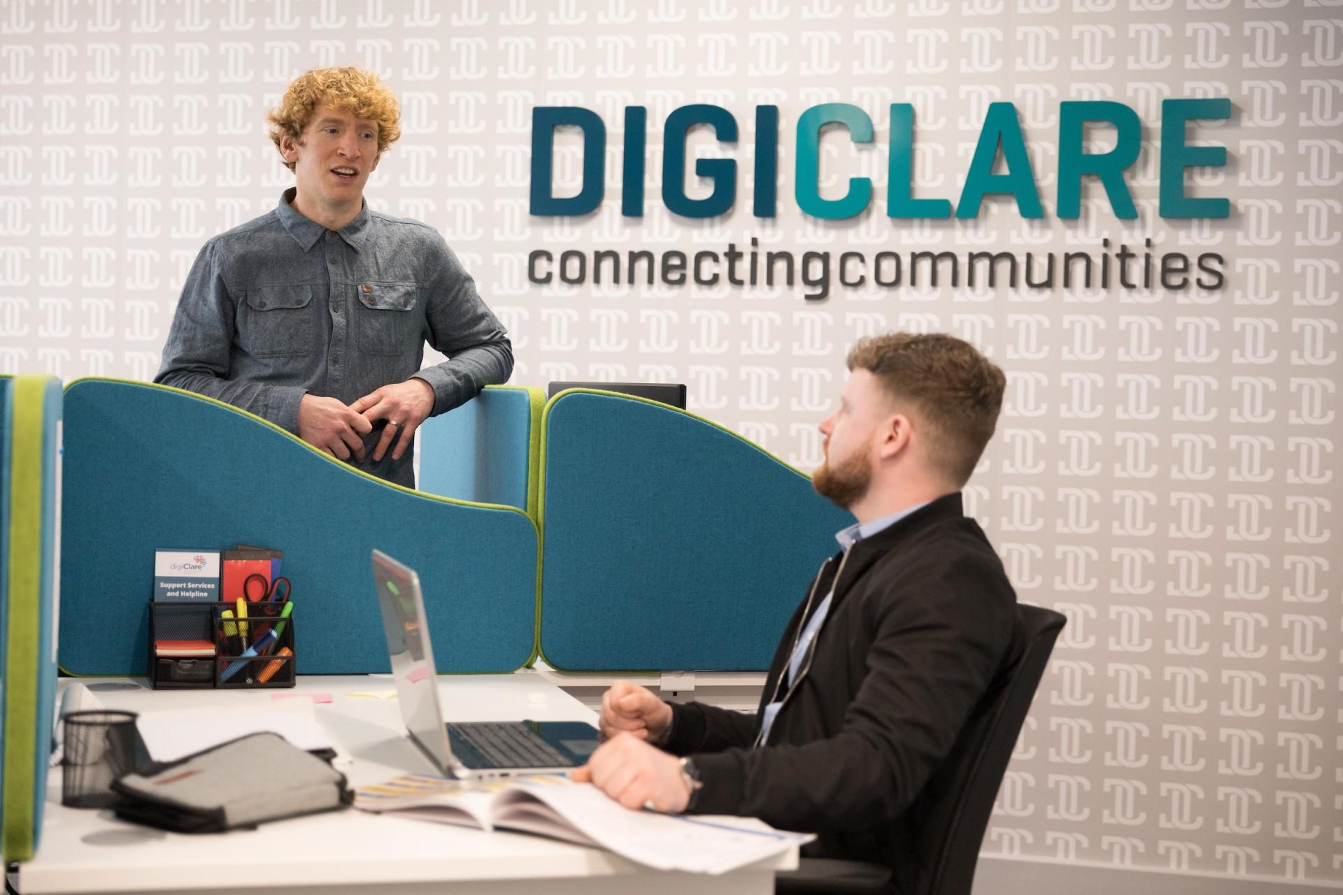 DigiClare - The Ennistymon Hub