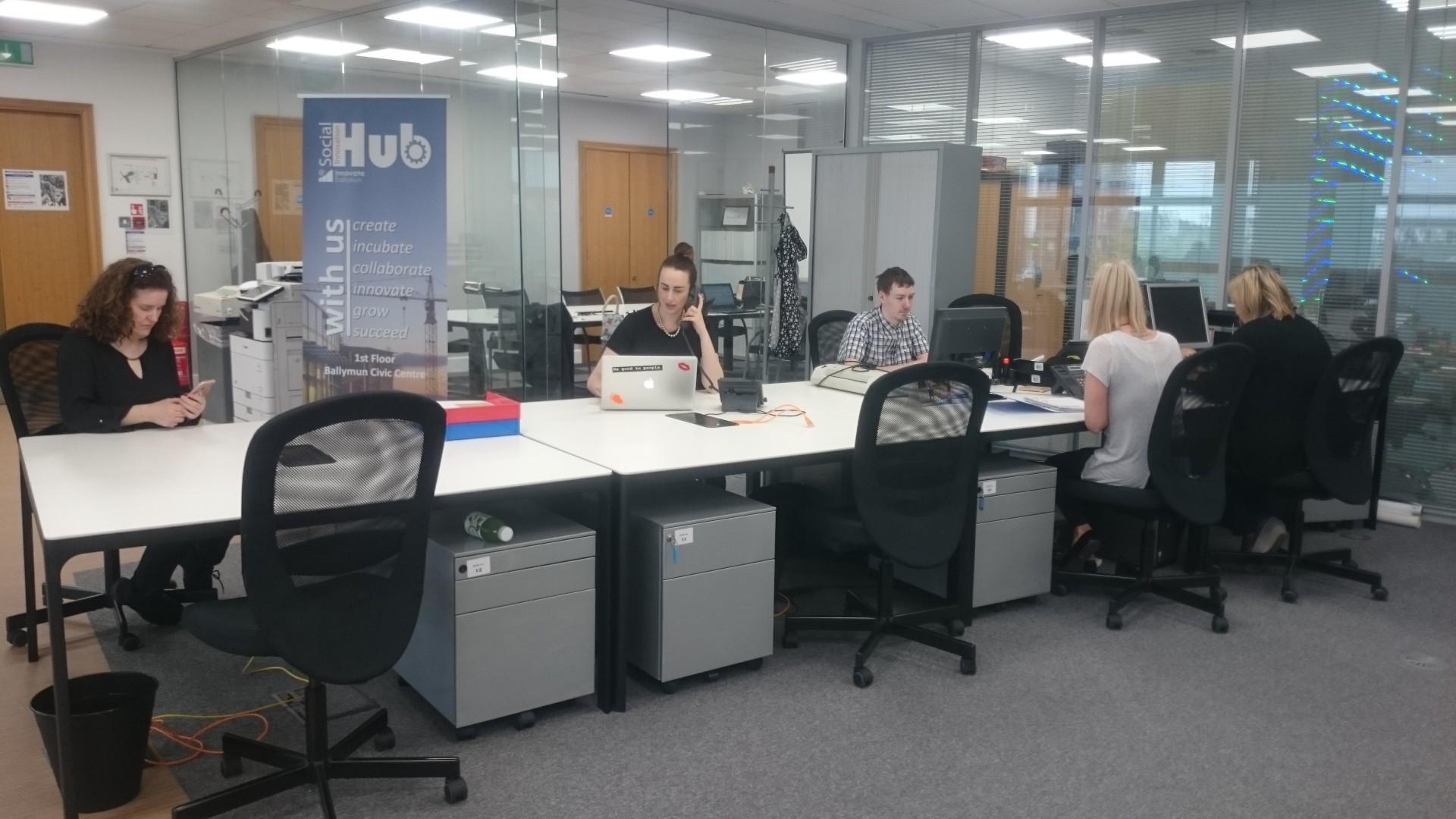Social Innovation Hub - Ballymun
