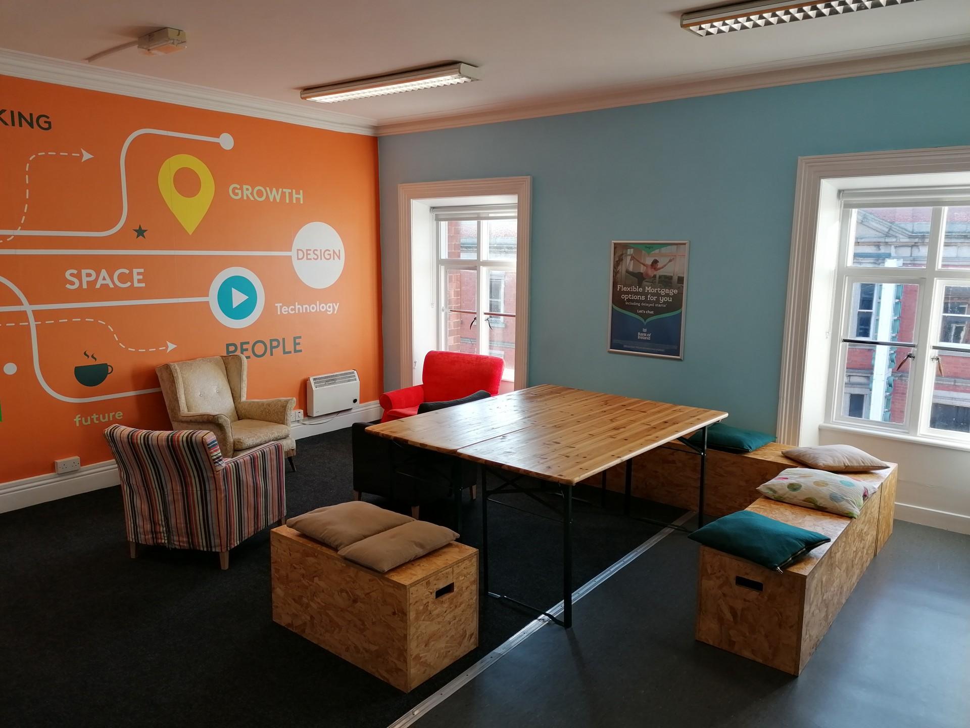 Dún Laoghaire Enterprise Centre - DigitalHQ