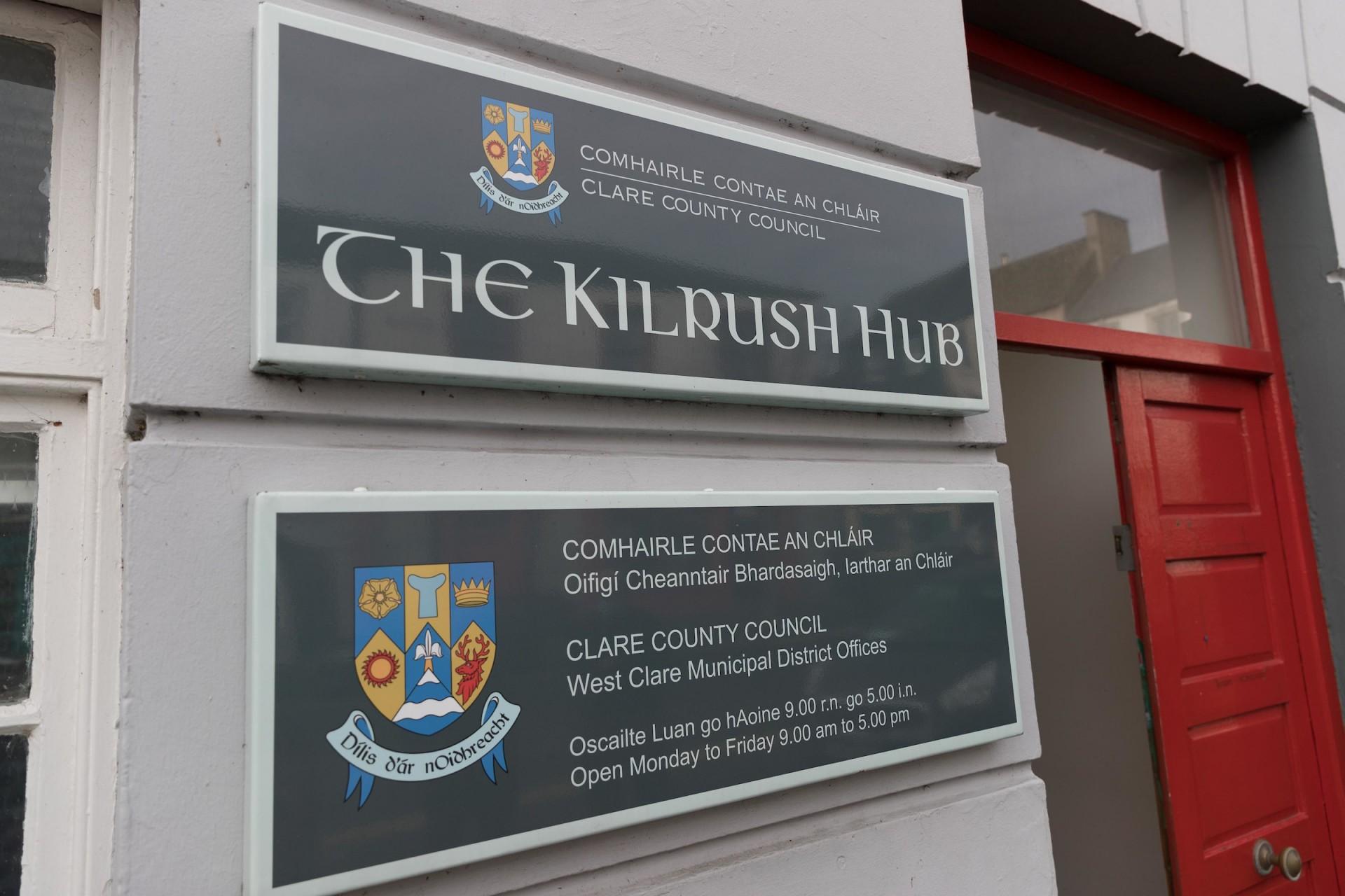 DigiClare - The Kilrush Hub