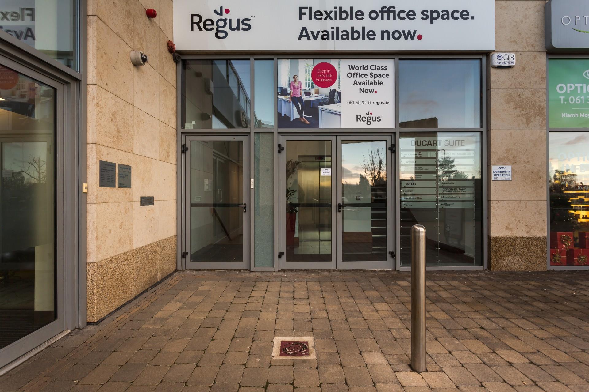 Regus - Ducart Suite
