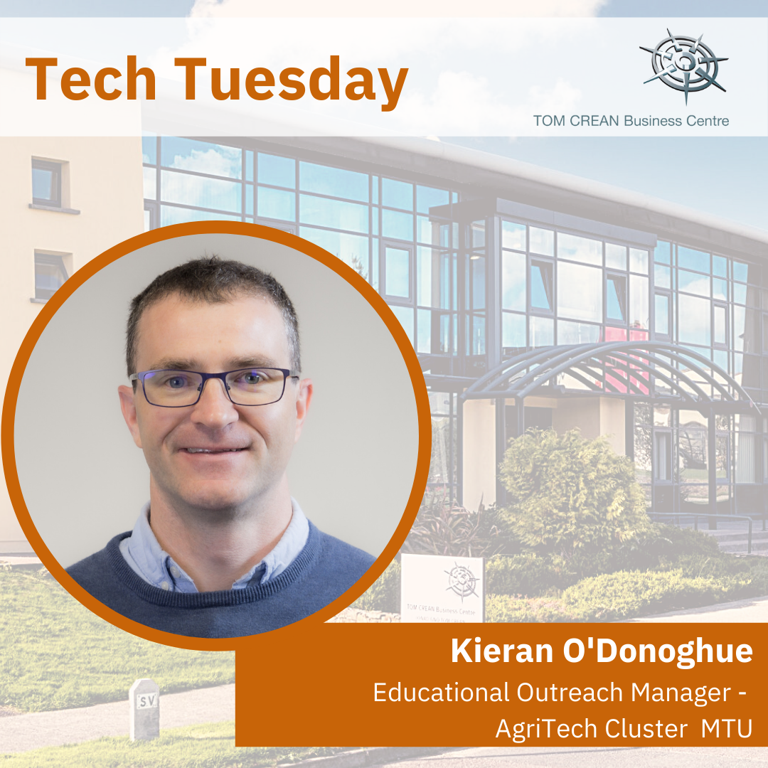Tech Tuesday  Intro to Circular Bioeconomy  AgriTech Clusters for SME's