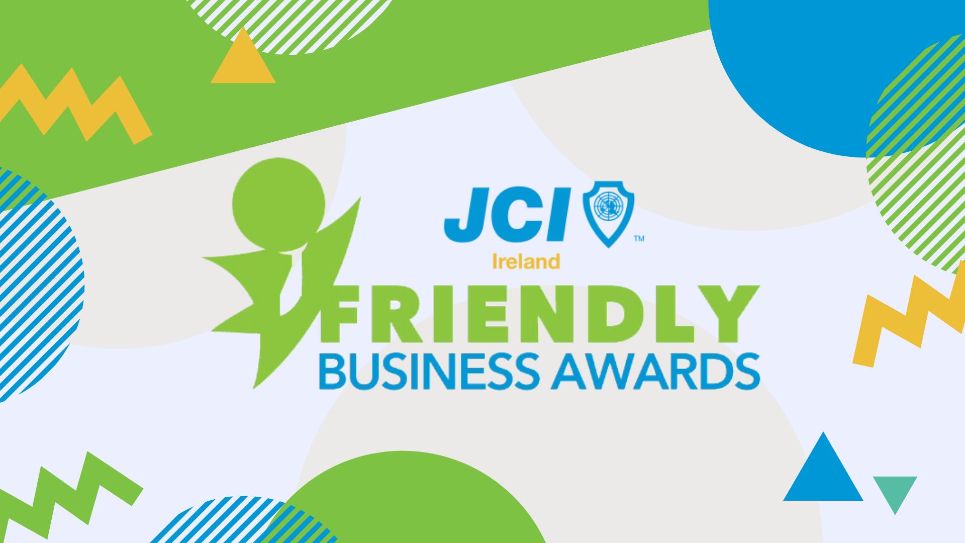 JCI Ireland Friendly Business Awards Ceremony 2021