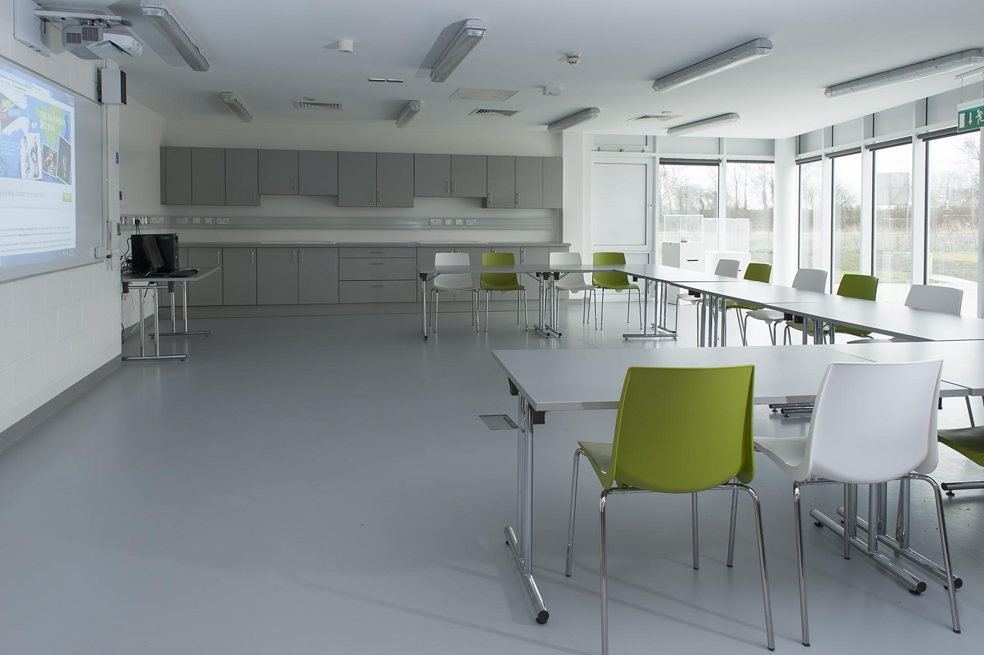 Creative Spark General Training Room